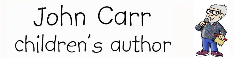 John Carr: Children's Author Logo